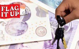 Flag it up keys Anti Money Laundering image