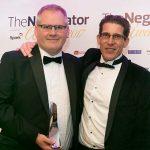 The Negotiator Awards 2017 Winners Howard Cundy Innovator of the Year Award UK Residential Awards image