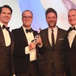The Negotiator Awards MyHomeMove Supplier of the year award professional services 2017 image
