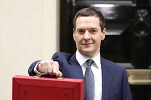 George Osborne image