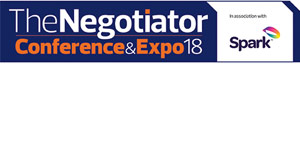 The Negotiator Conference and Expo Spark 2018 Logo