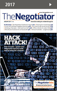 The Negotiator issues 2017 image