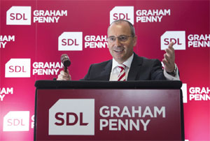 SDL Graham Penny auctioneers image
