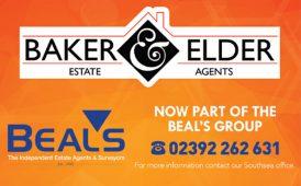 Beals Baker Elder image
