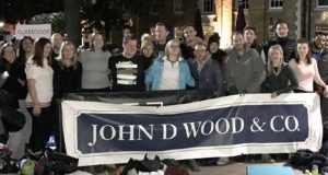 John D Wood charity football tournament image