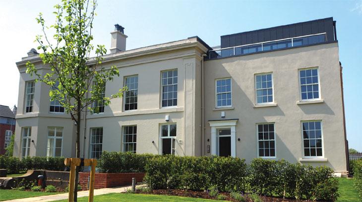 Connells luxury development in Great Barr image