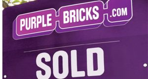 Purplebricks sold board image