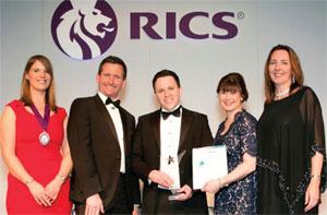 RICS Young Surveyor of the Year Awards image