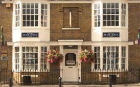 Robert Holmes Mayfair branch image