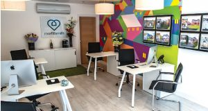 Office makeover image