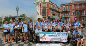 Wrights charity bike ride image