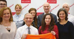Belvoir fundraising image