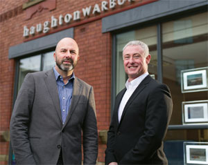 Tim Haughton and Mark Warburton image