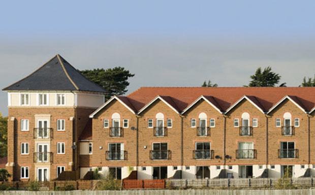 New housing development image