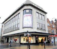 St Helens' store image