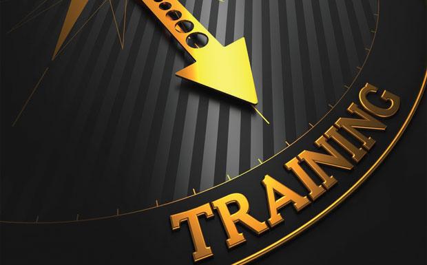 Training image