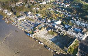 JLL's marina site in Devon image
