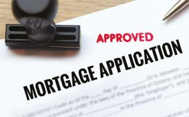 Mortgage application image