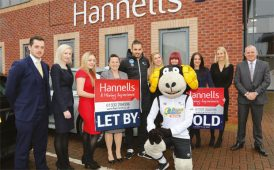 Hannells' new Lettings office image