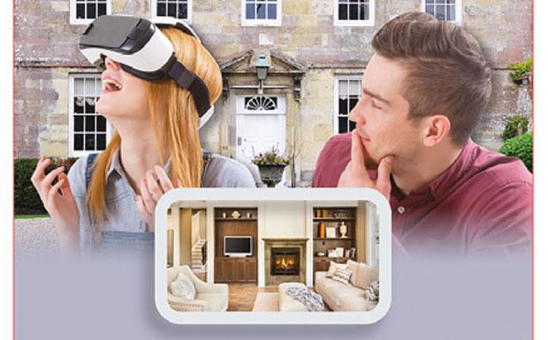 Houseviz Virtual Reality image
