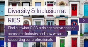 RICS Diversity and Inclusion Conference image