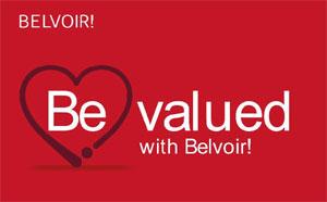 Belvoir logo image