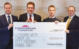 Convey Law fundraising image