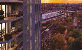 London new homes development image