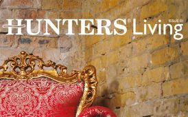 Hunters Living magazine image