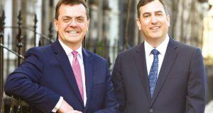 Stuart Pender and Bruce Evans, Lomond Capital, image