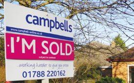 Campbells signboard image