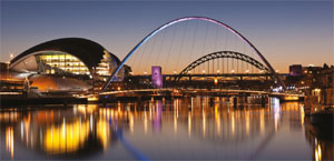 Northern city image