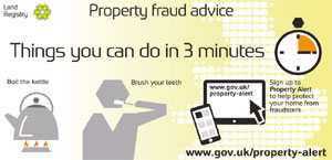 Property fraud advice image