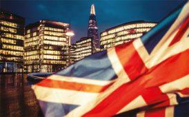 UK property market image