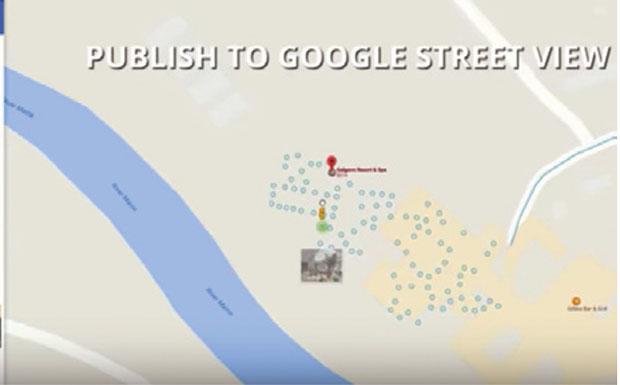 Matterport and Google image