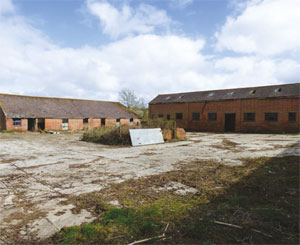 Auction property, Sherbourne, Dorset, auction news