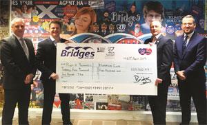 Bridges Estate Agents fundraising image