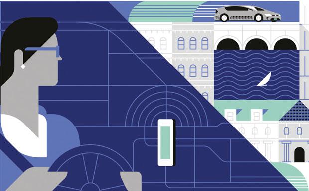 Moda Living & Uber partnership image