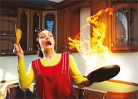 Insurance fire damage image