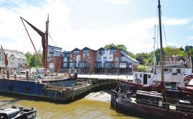 Beresford waterside development image