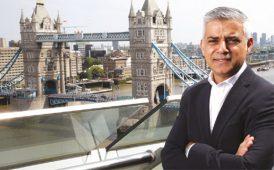 Sadiq Khan image