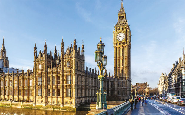 Houses of Parliament image