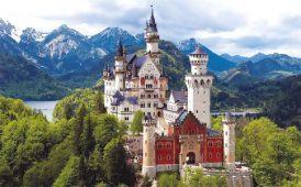 Fairytale palace image