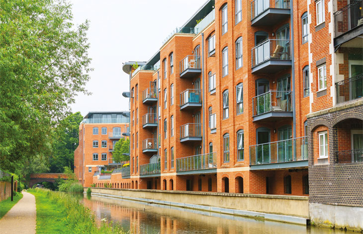 Leasehold flats image