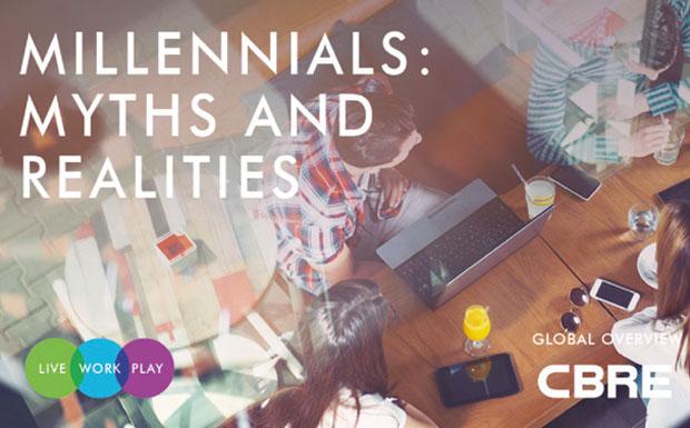 Millennials research report image