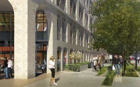 London Nine Elms development image