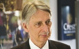 Chancellor Philip Hammond image