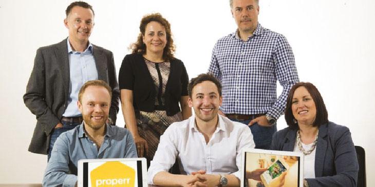 Properr team image