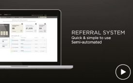 Proptech referral system image