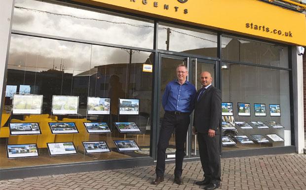 Start & Co Newquay premises image